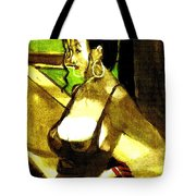 Waiting For Mr Right Tote Bag