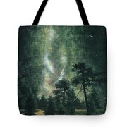 Walking After Midnight Tote Bag