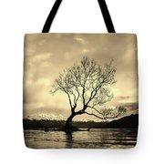 Wanaka Tree - New Zealand Tote Bag