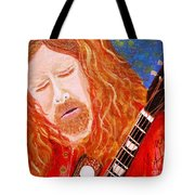 Warren Haynes Tote Bag