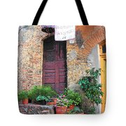Washing Day Tuscany Tote Bag