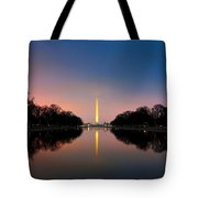 Washington Monument 1 Tote Bag