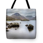 Wastwater Long Exposure Tote Bag
