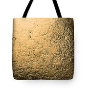 Water Abstraction - Liquid Gold Tote Bag