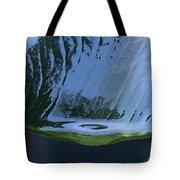 Water Drop Forming Tote Bag