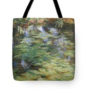 Water-lilies Tote Bag