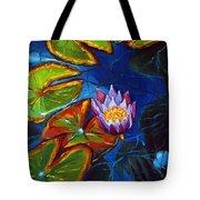 1 Water Nymph Tote Bag by Milagros Palmieri