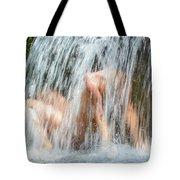 Water Play Tote Bag