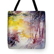 Watercolor 040908 Tote Bag