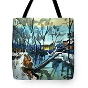 Watercolor3694 Tote Bag