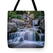 Waterfall Tote Bag by Ivelin Donchev