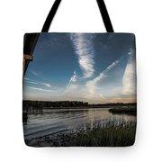 Wavey Tote Bag