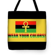 Wear Rgb Tote Bag
