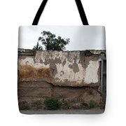 Weathered Window And Door Tote Bag