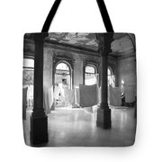 Wedding Party Noir Tote Bag