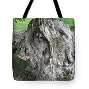Weird Trunk Tote Bag