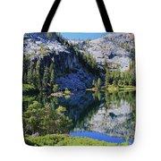 Welcome To Eagle Lake Tote Bag