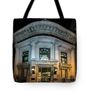Wells Fargo Bank Building In San Francisco, California Tote Bag