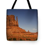 West Mitten Butte Tote Bag