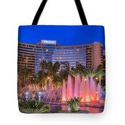 Westin Hotel Long Beach Tote Bag
