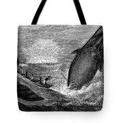 Whaling, 19th Century Tote Bag by Granger