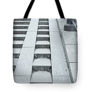 Wheelchair Ramp Tote Bag