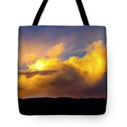 When God Picks Up A Paintbrush... Tote Bag
