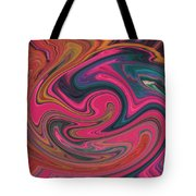 Which Way To The Art Gallery Tote Bag