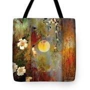 Whisper Forest Moon II Tote Bag