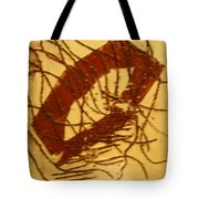 Whispers - Tile Tote Bag