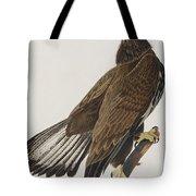White-headed Eagle Tote Bag
