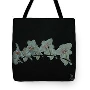 White Orchids No.2 Tote Bag