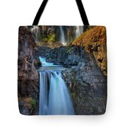 White River Falls State Park Tote Bag