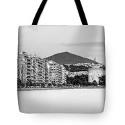 White Tower Of Thessaloniki Tote Bag