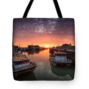 Whitstable Sunset Tote Bag