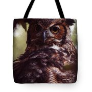 WHO Tote Bag