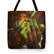Wibbily Wobbly Timey Wimey Tote Bag