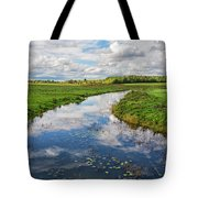Wide Open.. Tote Bag