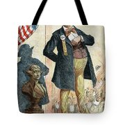 William Jennings Bryan Tote Bag