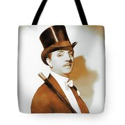 William Powell, Hollywood Legend Tote Bag