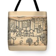 William Tell And Leopold I Tote Bag