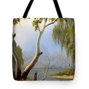 Willow Creek Tote Bag