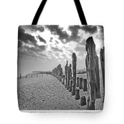 Winchelsea Beach Sussex Tote Bag
