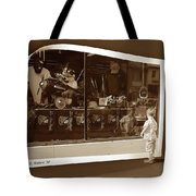 Window Dreaming Tote Bag