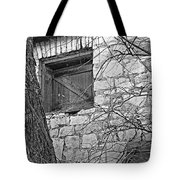 Window To The Past Tote Bag