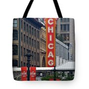 Windy City Theater Tote Bag