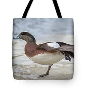 Wing Stretch.. Tote Bag