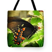 Wings Of Fancy Tote Bag