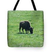 Wisconsin Buffalo Tote Bag