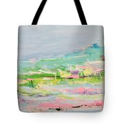 Wishing You Were Here Tote Bag
